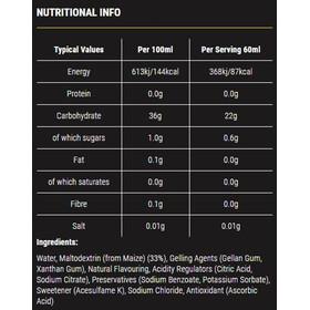 SiS GO Isotonic Energy Sports Nutrition Lemon/Lime 6 x 60ml